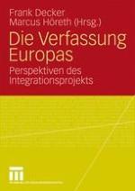 Europas krisengeschüttelte Verfassung — eine Einführung