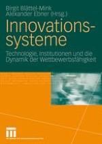 Innovationssysteme im wissenschaftlichen und gesellschaftlichen Diskurs