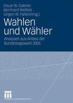 Die politische Vorgeschichte der vorgezogenen Bundestagswahl