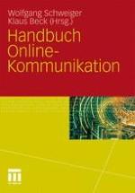 Soziologie der Online-Kommunikation
