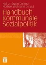 Einleitung Kommunale Sozialpolitik – neue Herausforderungen, neue Konzepte, neue Verfahren