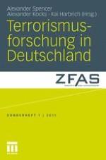 Die Entwicklung der deutschen Terrorismusforschung: Auf dem Weg zu einer ontologischen und epistemologischen Bestandsaufnahme