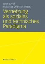 Einleitung: Zur Analyse sozialer und technischer Vernetzung
