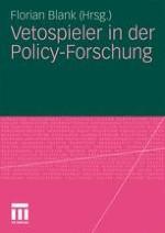 Einleitung: Vetospieler in der Policy-Forschung