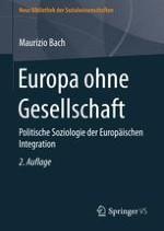 I Einleitung: Kritik der europäischen Gesellschaft