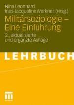 Einleitung: Militär als Gegenstand der Forschung