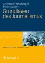 Objektivität Im Journalismus Was Bedeutet Objektivität Und