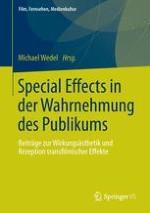 Die Effekte der Special Effects