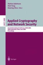 CamouflageFS: Increasing the Effective Key Length in Cryptographic Filesystems on the Cheap