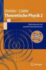 Grundlagen der Elektrostatik