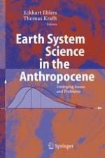 Global Change Research in the Anthropocene: Introductory Remarks