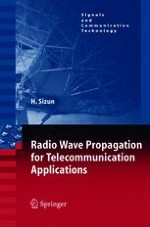 Introduction to the Propagation of Radio Waves