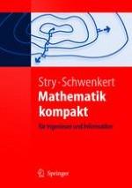 Mathematische Grundbegriffe