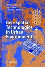 Applying Geospatial Technologies in Urban Environments