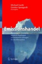 Das Umfeld des Emissionshandels im Überblick