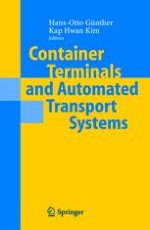 Container terminal operation and operations research — a classification and literature review