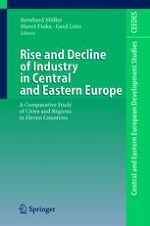 Introduction: The Challenge of Structural Change for Industrial Cities and Regions in the CEE Countries