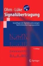 Determinierte Signale in linearen zeitinvarianten Systemen
