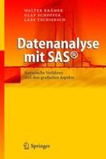Grundlagen des Umgangs mit SAS