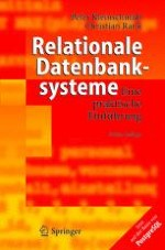 Was sind Datenbanksysteme?