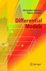 Differential Mathematical Models