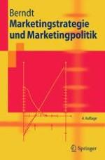 Markenartikelproduzenten und Handelsorganisationen auf mehrstufigen Märkten