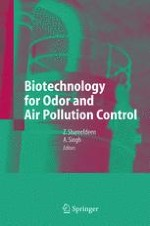 Biotechnology for Air Pollution Control — an Overview