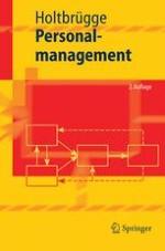 Personalmanagement als strategischer Erfolgsfaktor der Unternehmungsführung