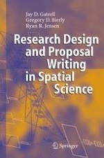 Spatial Science and Its Traditions