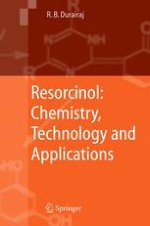Resorcinol Structure and Physical Properties