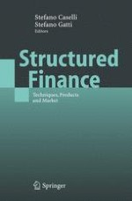 Characteristics and Common Features of Structured Finance Operations