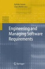 Requirements Engineering: Setting the Context