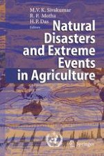 Impacts of Natural Disasters in Agriculture, Rangeland and Forestry: an Overview