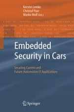 Embedded IT Security in Automotive Application — An Emerging Area