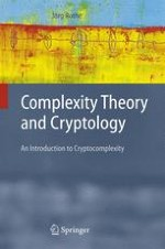 Introduction to Cryptocomplexity