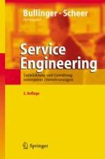 Service Engineering — Entwicklung und Gestaltung innovativer Dienstleistungen