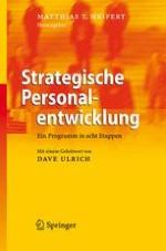 Was ist strategisch an der strategischen Personalentwicklung?