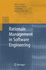 Rationale Management in Software Engineering: Concepts and Techniques
