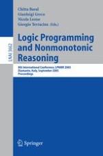 Nonmonotonic Reasoning in FLORA-2