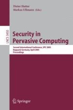 Pervasive Computing – A Case for the Precautionary Principle?