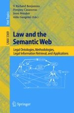 Law and the Semantic Web, an Introduction