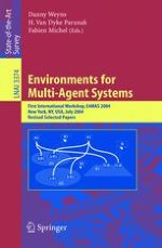 Environments for Multiagent Systems State-of-the-Art and Research Challenges