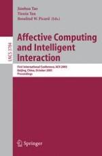 Gesture-Based Affective Computing on Motion Capture Data