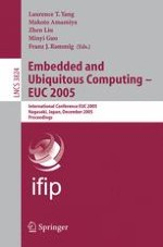 Nanotechnology in the Service of Embedded and Ubiquitous Computing