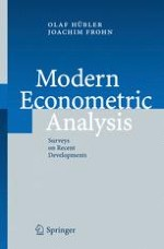 Developments and New Dimensions in Econometrics