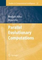 A Model for Parallel Operators in Genetic Algorithms