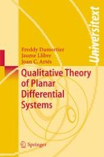 Basic Results on the Qualitative Theory of Differential Equations