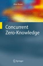 A Brief Introduction to Zero-Knowledge (by Oded Goldreich)