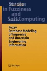 Engineering Information Modeling in Databases