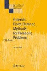 The Standard Galerkin Method